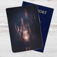 Killua Hunter X Hunter Custom Leather Passport Wallet Case Cover