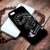 Harry Potter Solemnly Swear on your case iphone 4 4s 5 5s 5c 6 6plus 7 case / cases