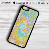 Homer The Simpsons Tie Die iPhone 4/4S 5 S/C/SE 6/6S Plus 7| Samsung Galaxy S4 S5 S6 S7 NOTE 3 4 5| LG G2 G3 G4| MOTOROLA MOTO X X2 NEXUS 6| SONY Z3 Z4 MINI| HTC ONE X M7 M8 M9 M8 MINI CASE