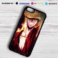 Monkey D Luffy iPhone 4/4S 5 S/C/SE 6/6S Plus 7| Samsung Galaxy S4 S5 S6 S7 NOTE 3 4 5| LG G2 G3 G4| MOTOROLA MOTO X X2 NEXUS 6| SONY Z3 Z4 MINI| HTC ONE X M7 M8 M9 M8 MINI CASE