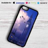 Peter Pan Big Ben Disney iPhone 4/4S 5 S/C/SE 6/6S Plus 7| Samsung Galaxy S4 S5 S6 S7 NOTE 3 4 5| LG G2 G3 G4| MOTOROLA MOTO X X2 NEXUS 6| SONY Z3 Z4 MINI| HTC ONE X M7 M8 M9 M8 MINI CASE