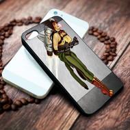 Hawkgirl DC b ubblegum on your case iphone 4 4s 5 5s 5c 6 6plus 7 case / cases