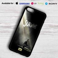 The Walking Dead Season 5 Rick Grimes iPhone 4/4S 5 S/C/SE 6/6S Plus 7| Samsung Galaxy S4 S5 S6 S7 NOTE 3 4 5| LG G2 G3 G4| MOTOROLA MOTO X X2 NEXUS 6| SONY Z3 Z4 MINI| HTC ONE X M7 M8 M9 M8 MINI CASE