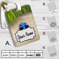 Baby Dory Disney Custom Leather Luggage Tag