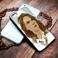 Hayley Atwell agen carter on your case iphone 4 4s 5 5s 5c 6 6plus 7 case / cases