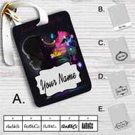 Gravity Falls Mabel Pines Custom Leather Luggage Tag