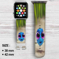 Baby Dory Disney Custom Apple Watch Band Leather Strap Wrist Band Replacement 38mm 42mm