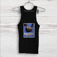 Bastille Good Grief Custom Men Woman Tank Top T Shirt Shirt