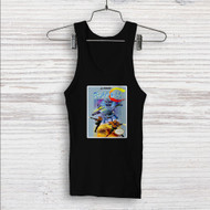 Contra Super C Custom Men Woman Tank Top T Shirt Shirt