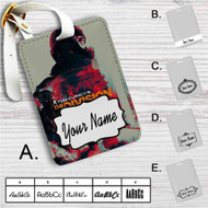 Tom Clancys The Division Custom Leather Luggage Tag