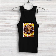 Goku Super Saiyan 3 Dragon Ball Z Custom Men Woman Tank Top T Shirt Shirt