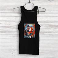 Gurren Lagann Simon and Kamina Custom Men Woman Tank Top T Shirt Shirt