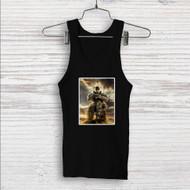 Gears Of War 4 Custom Men Woman Tank Top T Shirt Shirt