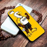 Houston Community College on your case iphone 4 4s 5 5s 5c 6 6plus 7 case / cases