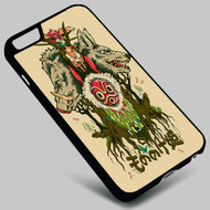 Princess Mononoke Iphone 5 5S 5C Case