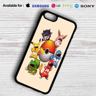 Pokemon Rangers iPhone 4/4S 5 S/C/SE 6/6S Plus 7| Samsung Galaxy S4 S5 S6 S7 NOTE 3 4 5| LG G2 G3 G4| MOTOROLA MOTO X X2 NEXUS 6| SONY Z3 Z4 MINI| HTC ONE X M7 M8 M9 M8 MINI CASE
