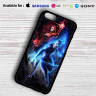 Scarlet Witch & Quicksilver The Avengers iPhone 4/4S 5 S/C/SE 6/6S Plus 7| Samsung Galaxy S4 S5 S6 S7 NOTE 3 4 5| LG G2 G3 G4| MOTOROLA MOTO X X2 NEXUS 6| SONY Z3 Z4 MINI| HTC ONE X M7 M8 M9 M8 MINI CASE