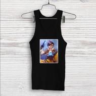 Overwatch Tracer Custom Men Woman Tank Top T Shirt Shirt