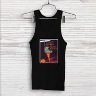 Phineas and Ferb Custom Men Woman Tank Top T Shirt Shirt