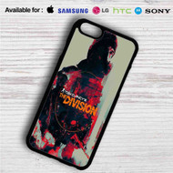 Tom Clancys The Division iPhone 4/4S 5 S/C/SE 6/6S Plus 7| Samsung Galaxy S4 S5 S6 S7 NOTE 3 4 5| LG G2 G3 G4| MOTOROLA MOTO X X2 NEXUS 6| SONY Z3 Z4 MINI| HTC ONE X M7 M8 M9 M8 MINI CASE