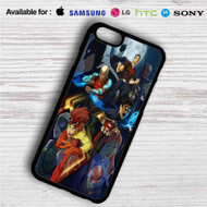 Young Justice Superhero iPhone 4/4S 5 S/C/SE 6/6S Plus 7| Samsung Galaxy S4 S5 S6 S7 NOTE 3 4 5| LG G2 G3 G4| MOTOROLA MOTO X X2 NEXUS 6| SONY Z3 Z4 MINI| HTC ONE X M7 M8 M9 M8 MINI CASE