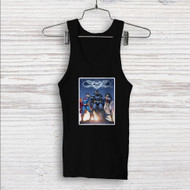 Superman Batman Wonder Woman Custom Men Woman Tank Top T Shirt Shirt
