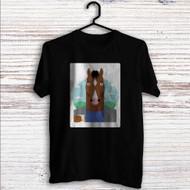 BoJack Horseman Drink Custom T Shirt Tank Top Men and Woman
