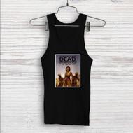 The Walking Dead Michonne Custom Men Woman Tank Top T Shirt Shirt
