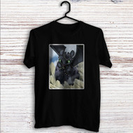 How To Train Your Dragon Toothless Custom T Shirt Tank Top Men and Woman