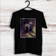 Killua Zoldyck and Gon Freecss Hunter x Hunter Custom T Shirt Tank Top Men and Woman