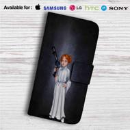 Disney Wendy Peter Pan Custom Leather Wallet iPhone 4/4S 5S/C 6/6S Plus 7| Samsung Galaxy S4 S5 S6 S7 Note 3 4 5| LG G2 G3 G4| Motorola Moto X X2 Nexus 6| Sony Z3 Z4 Mini| HTC ONE X M7 M8 M9 Case