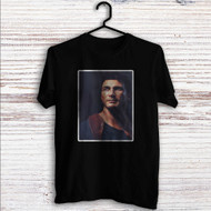 Nathan Drake Uncharted 4 A Thief's End Custom T Shirt Tank Top Men and Woman