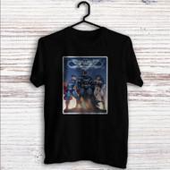 Superman Batman Wonder Woman Custom T Shirt Tank Top Men and Woman