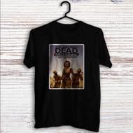 The Walking Dead Michonne Custom T Shirt Tank Top Men and Woman