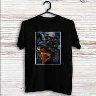 Young Justice Superhero Custom T Shirt Tank Top Men and Woman