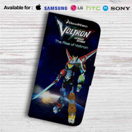 Voltron Legendary Defender The Rise of Voltron Custom Leather Wallet iPhone 4/4S 5S/C 6/6S Plus 7| Samsung Galaxy S4 S5 S6 S7 Note 3 4 5| LG G2 G3 G4| Motorola Moto X X2 Nexus 6| Sony Z3 Z4 Mini| HTC ONE X M7 M8 M9 Case