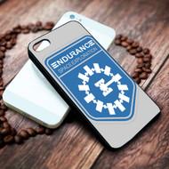 Interstellar Endurance Badge on your case iphone 4 4s 5 5s 5c 6 6plus 7 case / cases