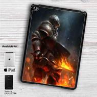 "Dark Souls 3 Fire iPad 2 3 4 iPad Mini 1 2 3 4 iPad Air 1 2 | Samsung Galaxy Tab 10.1"" Tab 2 7"" Tab 3 7"" Tab 3 8"" Tab 4 7"" Case"
