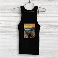 Deadpool Scream Custom Men Woman Tank Top T Shirt Shirt