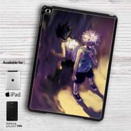 "Killua Zoldyck and Gon Freecss Hunter x Hunter iPad 2 3 4 iPad Mini 1 2 3 4 iPad Air 1 2 | Samsung Galaxy Tab 10.1"" Tab 2 7"" Tab 3 7"" Tab 3 8"" Tab 4 7"" Case"