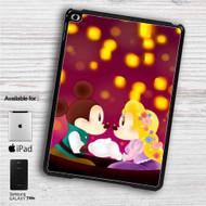 "Mickey and Minnie as Flynn and Rapunzel iPad 2 3 4 iPad Mini 1 2 3 4 iPad Air 1 2 | Samsung Galaxy Tab 10.1"" Tab 2 7"" Tab 3 7"" Tab 3 8"" Tab 4 7"" Case"