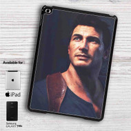 "Nathan Drake Uncharted 4 A Thief's End iPad 2 3 4 iPad Mini 1 2 3 4 iPad Air 1 2 | Samsung Galaxy Tab 10.1"" Tab 2 7"" Tab 3 7"" Tab 3 8"" Tab 4 7"" Case"