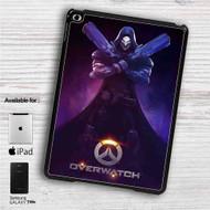 "Overwatch Reaper iPad 2 3 4 iPad Mini 1 2 3 4 iPad Air 1 2   Samsung Galaxy Tab 10.1"" Tab 2 7"" Tab 3 7"" Tab 3 8"" Tab 4 7"" Case"