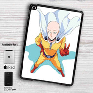 "Saitama Sensei One Punch Man iPad 2 3 4 iPad Mini 1 2 3 4 iPad Air 1 2 | Samsung Galaxy Tab 10.1"" Tab 2 7"" Tab 3 7"" Tab 3 8"" Tab 4 7"" Case"