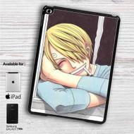 "Sanji One Piece iPad 2 3 4 iPad Mini 1 2 3 4 iPad Air 1 2 | Samsung Galaxy Tab 10.1"" Tab 2 7"" Tab 3 7"" Tab 3 8"" Tab 4 7"" Case"