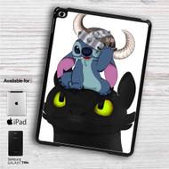 "Stitch and Toothless iPad 2 3 4 iPad Mini 1 2 3 4 iPad Air 1 2   Samsung Galaxy Tab 10.1"" Tab 2 7"" Tab 3 7"" Tab 3 8"" Tab 4 7"" Case"