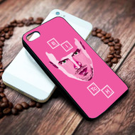 Jesse Pinkman - Bitch breaking bad on your case iphone 4 4s 5 5s 5c 6 6plus 7 case / cases