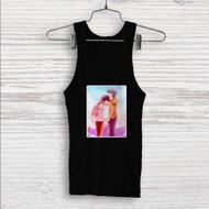 Yui and Hinata Angel Beats Custom Men Woman Tank Top T Shirt Shirt