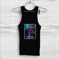 Zootopia Civil War Custom Men Woman Tank Top T Shirt Shirt