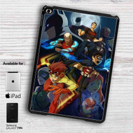 "Young Justice Superhero iPad 2 3 4 iPad Mini 1 2 3 4 iPad Air 1 2 | Samsung Galaxy Tab 10.1"" Tab 2 7"" Tab 3 7"" Tab 3 8"" Tab 4 7"" Case"